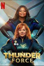Thunder Force (2021) Latino
