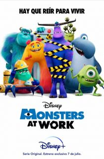 Monsters at Work (Temp. 1) Serie 2021