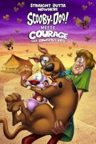 Straight Outta Nowhere: Scooby Doo Meets Courage the Cowardly Dog (2021) LATINO